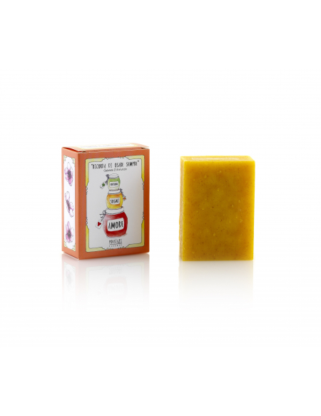 Saponetta Oliva e Succo d'Aloe